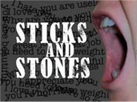 sticks and stones 是什麼意思?